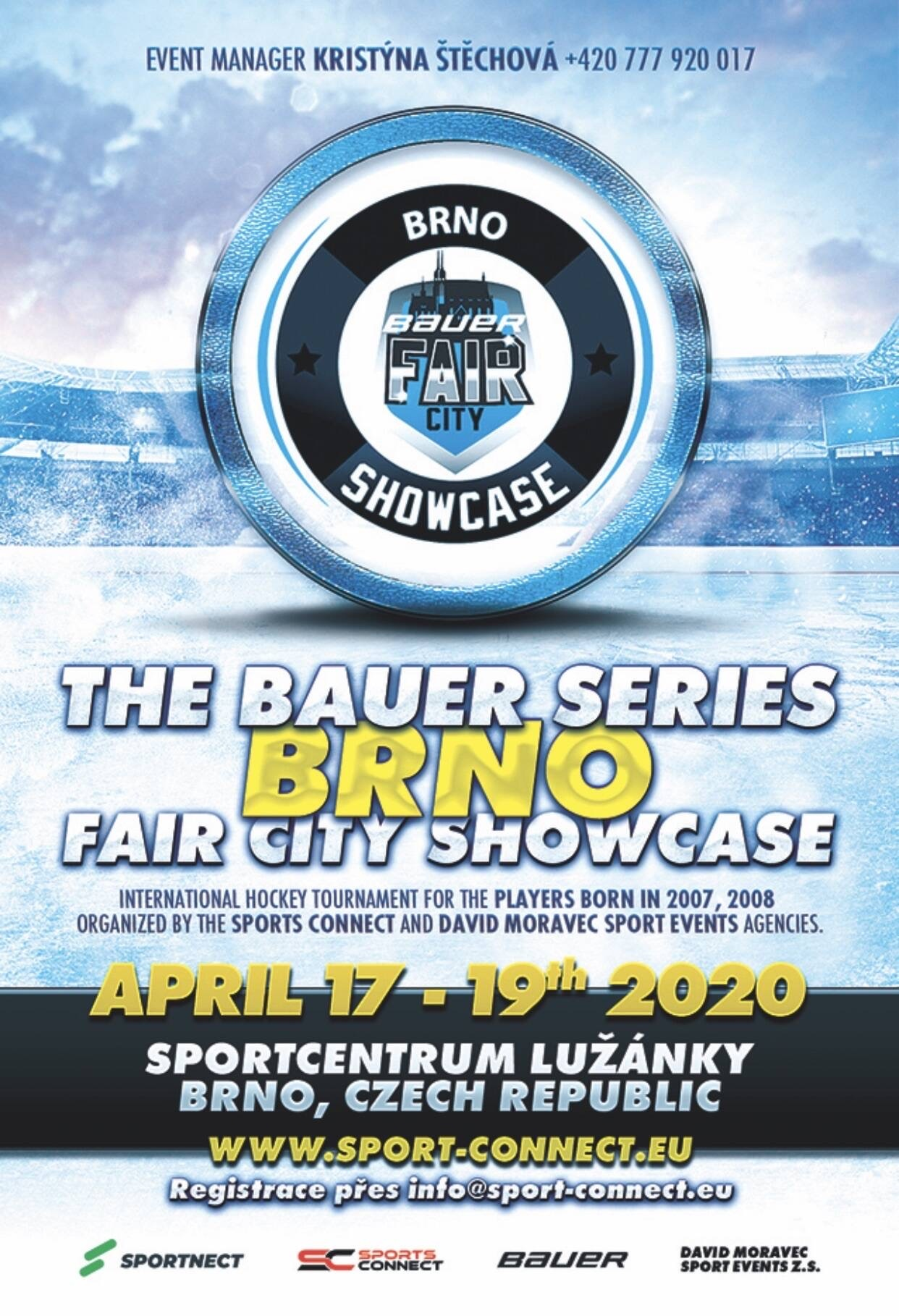 Bauer Showcase - Fair City Brno