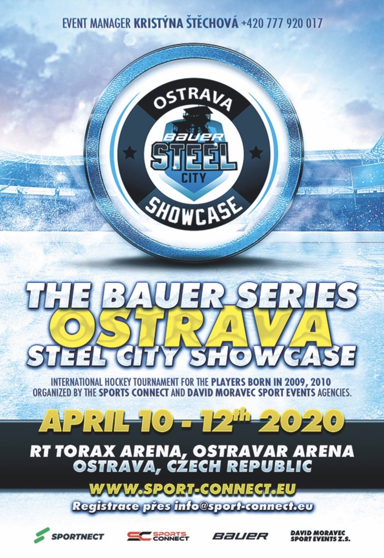 Bauer Showcase - Steel City Ostrava