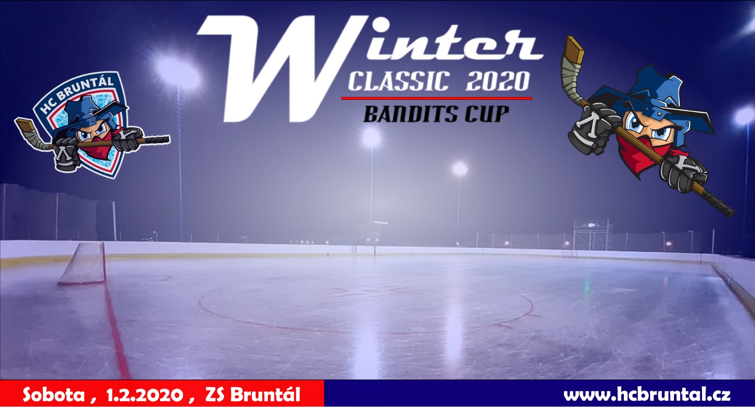 Bruntál -WINTER CLASSIC - BANDITS CUP - Bruntál 2020